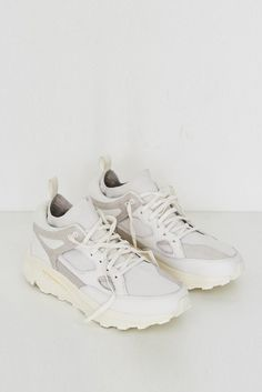 Aura Sneaker - White