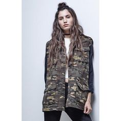 Gypsy Warrior Camo Military Jacket Coat PacSun Sold out! Perfect condition! Light weight, and perfect for spring. Worn once. Gypsy Warrior X PacSun collab. ✨ Gypsy Warrior Jackets & Coats