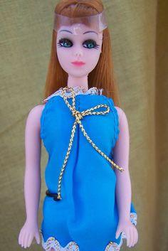 Vintage Topper Dawn Doll Friend, Glori