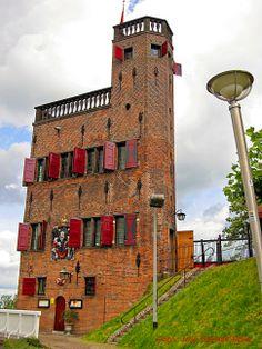 Nijmegen Capital City, Pisa, Ramen, Amsterdam, Tower, Building, Historia, Holland, Rook