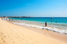 In Santa Maria; Sal.                                    Cabo Verde Islands,  has an average of 350 days of sunshine a year.                       © Fritidsresor