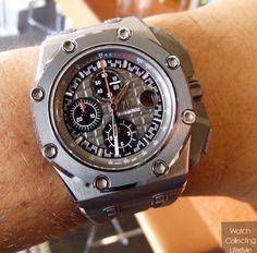 Audemars Piguet Royal Oak Offshore Chronograph Michael Schumacher Edition