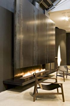 amazing 42 Decorating Modern Fireplace Ideas