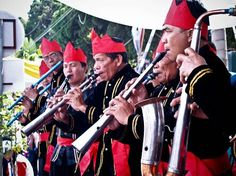 Music Bamboo - Manado Manado, Bamboo, Culture, Dance, The Originals, Music, Pictures, Fashion, Dancing