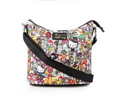5aad1ff0aa tokidoki x Hello Kitty Shoulder Bag  Circus Collection Hello Kitty Kitchen