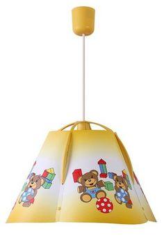 Dětské svítidlo RA 4770, dětský lustr. #chandelier #bears #ceiling #children #kid #kids #baby #boy #girl #led #rabalux