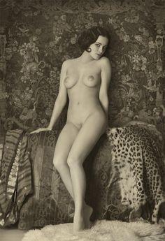 Photo femme nue 1950