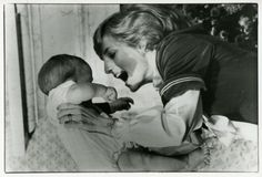 Diana with William