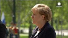 Merkel niega que haya tregua en Ucrania pero desea colaborar con Rusia