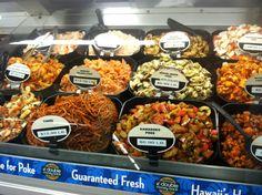 Foodland, Market City 2939 Harding Ave (808) 734-6303 Poke
