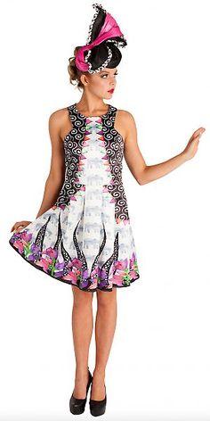 Flared Elly Dress | Mackenzie mode Formal Dresses, Fashion, Dresses For Formal, Moda, Fasion, Fashion Illustrations, Fashion Models, Formal Wear, Evening Dresses