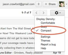 How to cope with the Gmail redesign