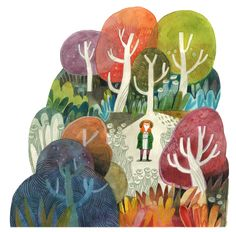 felicita sala illustration: storytime magazine
