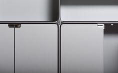 Detail System 180 Türen