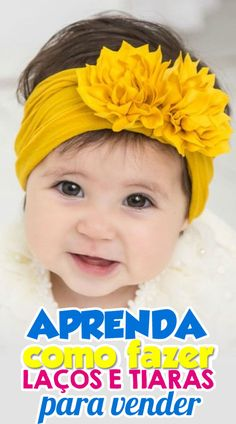 Flower Hair Clips, Flowers In Hair, Diy Headband, Headbands, Custom Lapel Pins, Kids Hair Accessories, Baby Comforter, Diy Hair Bows, Baby Bows