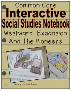 Reading, writing, social studies, and speaking skills are integrated with this fun Common Core aligned interactive notebook.  A reading passage has been included for every topic within the 49-page document.  This is a fun way to learn about informational text and get students engaged in learning.  This is great as an interactive notebook or lapbook.
