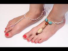Barefoot Sandals Video Tutorial