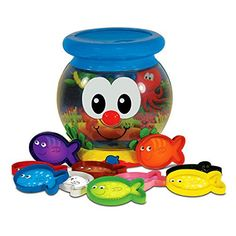 The Learning Journey Learn with Me Color Fun Fish Bowl ** Click image for more details.Note:It is affiliate link to Amazon.