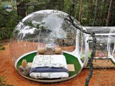 French Bubble Hotel