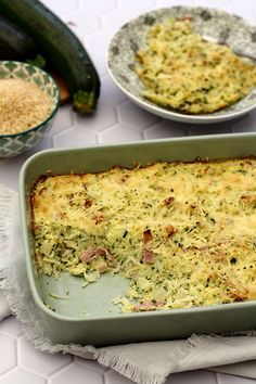 courgette gratin jambon riz gratin riz courgette jambonYou can find Dinner recipes for beginners and more on our website Cooking Recipes For Dinner, Cooking For Two, Batch Cooking, Easy Cooking, No Cook Meals, Cooking Rice, Cooking Pork, Healthy Cooking, How To Cook Rice