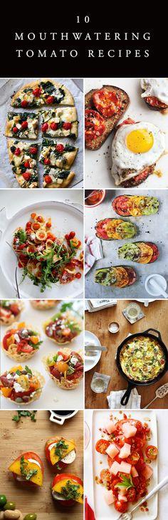 10 Best Summer Tomato Recipes