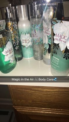 Magic in the Air Body Care