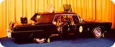 """Black Beauty"" from the Green Hornet - TV & Movie Cars Gallery | Barris Kustom Industries"