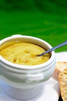 Potato and Broccoli Soup!