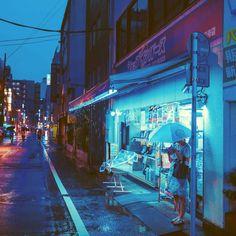 Photography ideen landschaft 53 Ideas for 2019 Night Aesthetic, Neon Aesthetic, Aesthetic Photo, Night City, William Eggleston, Neon Lighting, Street Photography, Neon Photography, Scenery