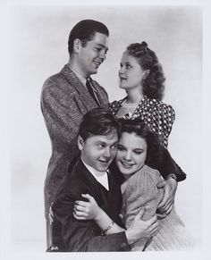 BABES IN ARMS - 1939 * Judy Garland * Mickey Rooney * Douglas McPhail * Jaynes