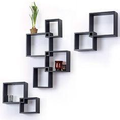 8-pc. Interlocking Cube Wall Shelf Set- Kohls: $99.99