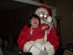 Scary Santa Claus