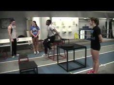 plyo/ Jump drills - YouTube