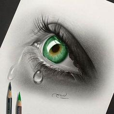 Amazing Learn To Draw Eyes Ideas. Astounding Learn To Draw Eyes Ideas. Realistic Pencil Drawings, Pencil Art Drawings, Cool Art Drawings, Art Drawings Sketches, Eye Drawings, Eye Drawing Tutorials, Eye Sketch, Sketch Art, Color Pencil Art