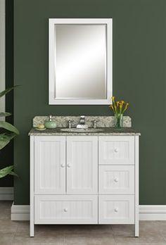36 Best Assembly Vanity Images Vanity Bathroom