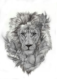 Lion - Tattoo Löwe - Tattoo Designs for Women Lion Forearm Tattoos, Lion Head Tattoos, Leo Tattoos, Bild Tattoos, Dream Tattoos, Animal Tattoos, Future Tattoos, Body Art Tattoos, Sleeve Tattoos