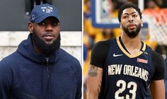3390f3ba9 NBA trade news  Kobe Bryant comparison Anthony Davis to LeBron James Lakers  Deng signs Lebron
