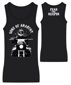 Men of Mayhem – Sons Of Anarchy Long Sleeve T-shirt: Adult Medium – Charcoal http://www.bikeraa.com