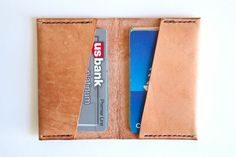 Simple DIY Leather Wallet                                                                                                                                                                                 More
