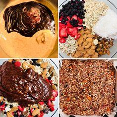 Μπάρες χωρίς γλουτένη!!! Diet Recipes, Gluten Free, Desserts, Food, Chef Recipes, Kochen, Glutenfree, Postres, Deserts