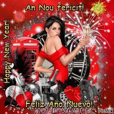 An Nou fericit!W5 An Nou Fericit, Anul Nou, Happy