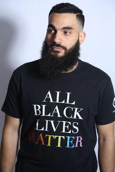 I need this shirt. Black Girls, Black Men, Beard Game, Big Men, Haircuts For Men, Bearded Men, Beautiful Men, Sexy Men, How To Look Better