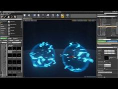 Electrical Bubble Shield - UE4 VFX Cascade Tutorial - YouTube