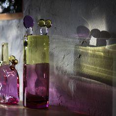 Iittala / Pomupomu bottle & Bamboo