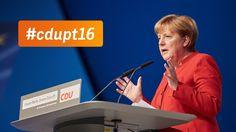 #Rede #der #Parteivorsitzenden #Angela #Merkel   #CDU   #Wir #sind #die treibende #Kraft #in #Deutschland #und #das #wollen #wir #auch #bleiben. #Ich #moechte #ein #Land, #das #stolz #darauf #ist, 'Made #in Germany' #als #Guetesiegel #zu #haben, erklaerte #Angela #Merkel #auf #dem CDU-Parteitag #in #Essen. #Hier #war #sie #im #Jahr 2000 #erstmals #zur CDU-Vorsitzenden gewaehlt worden. #Und #hier http://saar.city/?p=34844