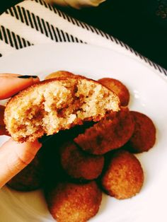 Life-Changing Snickerdoodles (Vegan (updated!), GF) — Hungry Haley