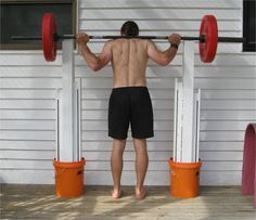 Squat stands (and Bench stands)