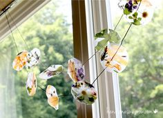 Nature Sun catcher Garlands