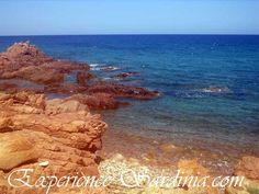 The coastline that leads to the su sirboni beach #Sardinia #Beaches