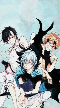 SerVamp || Kuro, Lich and Lawless